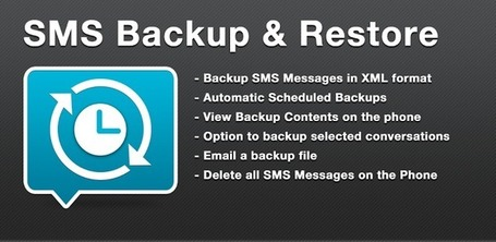 SMS Backup & Restore - Applications Android sur Google Play | Android Apps | Scoop.it