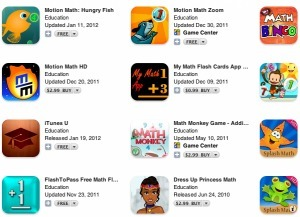 16 Cool iPad Math Apps (That Your Child Might Actually Love!) | IPADS ENHANCING EDUCATION | Scoop.it