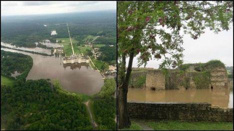 Châteaux et musées : le point sur les inondations   Valorisation et médiation culturelles   Scoop.it