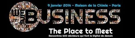 "[Brèves] Le salon ""Web 2 Business"" 2014 - BUZZ MY BRAND ! | BUZZ MY BRAND ! | Scoop.it"
