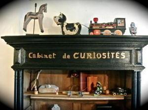 Transformer un vieux buffet en cabinet de curiosités... | Best of coin des bricoleurs | Scoop.it