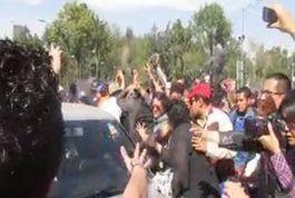 Protesta contra el alza a la tarifa del metro se sale de control | Liderazgo político | Scoop.it