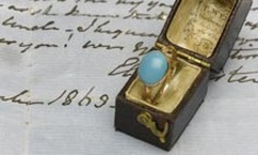 Jane Austen's gold ring goes up for auction | Antiques & Vintage Collectibles | Scoop.it