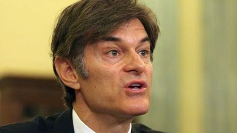 Physicians demand removal of 'Dr. Oz' from Columbia University faculty [harvard might take like they did barry for a couple mil$$$] | News You Can Use - NO PINKSLIME | Scoop.it