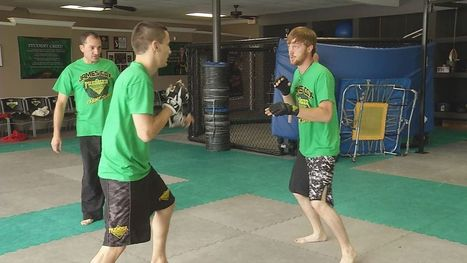 Local MMA fighters ready for big bout in Abilene - KTXS | MMA updates | Scoop.it