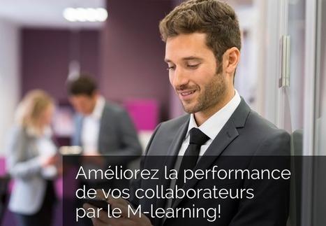 """Une app """"mobile-Learning""""chez DEMOS   Outils et pratiques innovantes de formation   Scoop.it"""