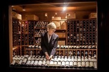 Restaurant Latour in Hamburg, N.J., is home to 130,000 bottles of wine. | Vitabella Wine Daily Gossip | Scoop.it