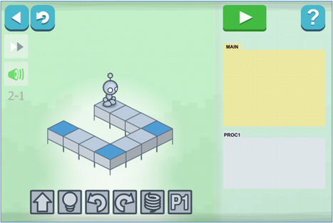 The Three Best Free Coding Websites for Kids | Edudemic | ICT Nieuws | Scoop.it