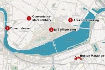 Post #6: Visual guide: Boston Marathon terror attack | Boston Marathon Bombings 2013 | Scoop.it