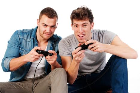 Non, les jeux vidéo ne rendent pas asociaux   Psychologie   Scoop.it