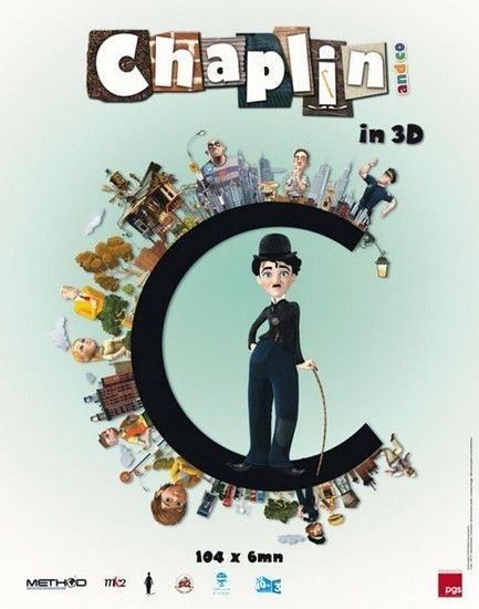 ANIMATION MAGAZINE | Method's 'Chaplin' Ready to Roll in Primetime | Chaplin and Co | Scoop.it