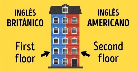 Diferencias entre elinglés británico yamericano   Just English to learn   Scoop.it