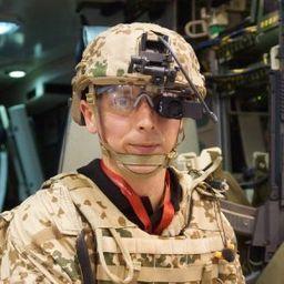 Militärtechnologie: Drittes Auge für deutsche Soldaten - SPIEGEL ONLINE | Armee & Social Media | Scoop.it