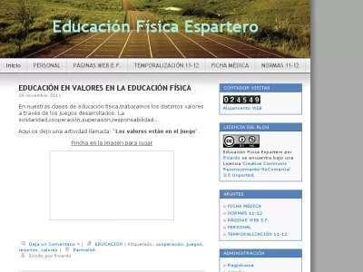 TODOS SOMOS IGUALES:EDUCACIÓN FÍSICA INCLUSIVA | EDUCACIÓN en Puerto TIC | Scoop.it