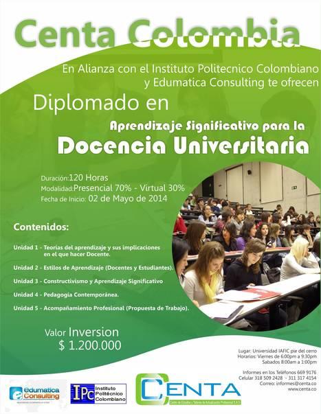 Aprendizaje Significativo para la Docencia Universitaria | e-learning social | Scoop.it