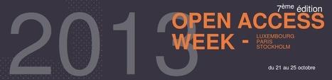 Open Access Week | Papier et numérique | Scoop.it