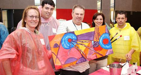 Team Building – Corporate Workshops & Events – Perth | Creative Team Building | Online News | Scoop.it