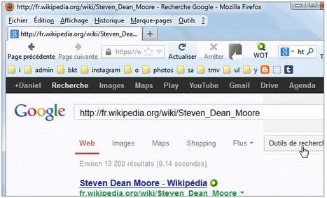Simple et utile : recherche rapide sur google par glisser déposer. | François MAGNAN  Formateur Consultant | Scoop.it