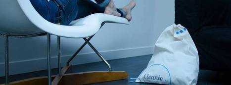 Cleanio : le pressing à la demande | Start-up, Grow-up | Scoop.it