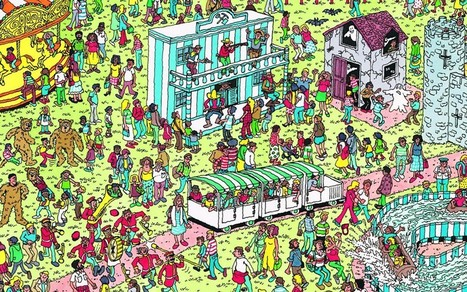 Where's Wally? celebrates 25th birthday | Strange days indeed... | Scoop.it