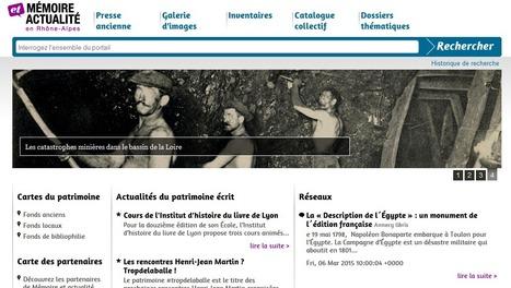 Mémoire et actualité en Rhône-Alpes : Portail des ressources régionales | Nos Racines | Scoop.it