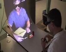 Microsoft Researchers Secretly Developing 'MirageTable' Augmented Reality 3D Display | 3D and Technology | Scoop.it
