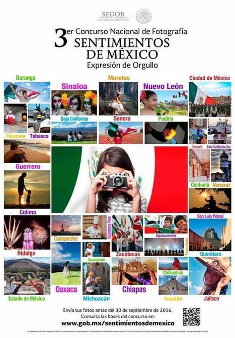 Concurso Nacional de Fotografía - México | Asómate | Educacion, ecologia y TIC | Scoop.it
