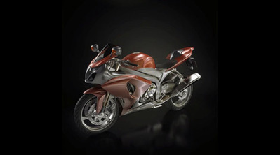 Moto sportive 3D | 3D Library | Scoop.it