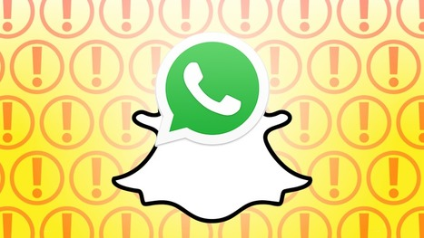 WhatsApp races to internationalize Snapchat's overlaid creative tools | eBay Store Design, Bigcommerce Website Design, Social Media Fan Page Design - eFusionWorld | Scoop.it