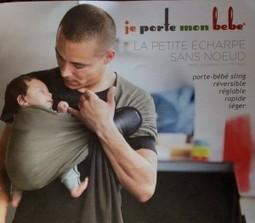 La Petite Echarpe sans Noeud - Le Hype / Mein Hypebericht | Moyen de portage (écharpe, porte-bébé...) | Scoop.it