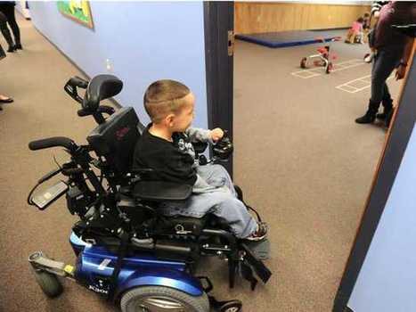 Technology gives special-needs kids a voice - Gainesville Times | Otherwise able | Scoop.it