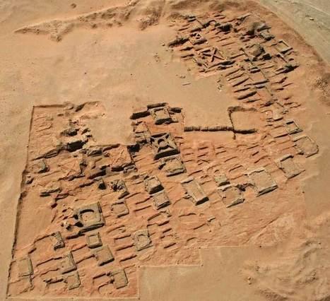 Une nécropole de 35 pyramides découverte au Soudan | A-arts-s s s (animaux, nature, écologie, peinture huile) | Scoop.it