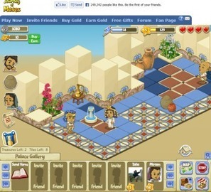 Bible-based online games: Click your way through Torah | Jewish Telegraphic Agency | Flipped clasroom | Scoop.it