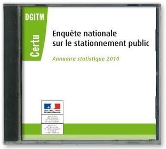 Stationnement public : premiers résultats de l'enquête nationale 2010 :: Certu | Revue de web de Mon Cher Vélo | Scoop.it