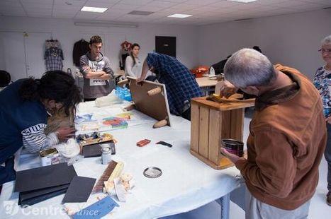 Quatre ateliers thématiques avec JeRecycle Parc | ESS = MORE news | Scoop.it