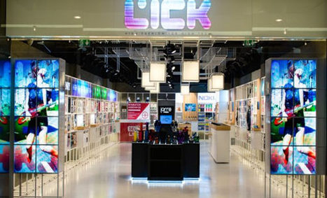 LICK : 1er magasin dédié aux objets connectés s'ouvre à Paris | Connected-Objects.fr | Machine To Machine | Scoop.it
