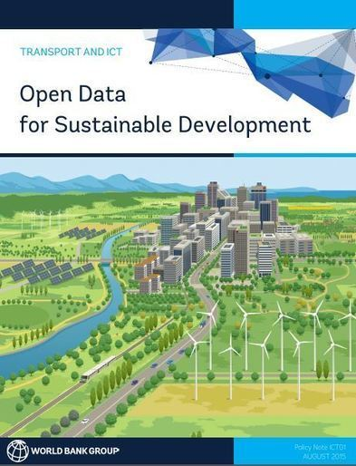 ​New discussion paper: How Open Data can drive sustainable development | dataInnovation | Scoop.it