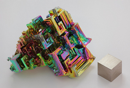 Element of the week: bismuth | video | SJC Science | Scoop.it