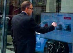 Le vendeur silencieux et la digitalisation des points-de-vente en 2013 - Canal-Web, le Blog | Articles | Scoop.it