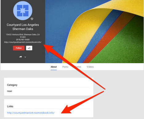 Thousands Of Hotel Listings Were Hijacked In Google+ Local | digital hospitality | Scoop.it