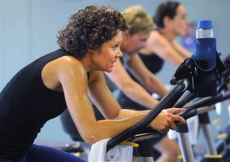 Your spin class addiction may be the reason you're gaining weight - Today.com | Life Coaching Services | Scoop.it