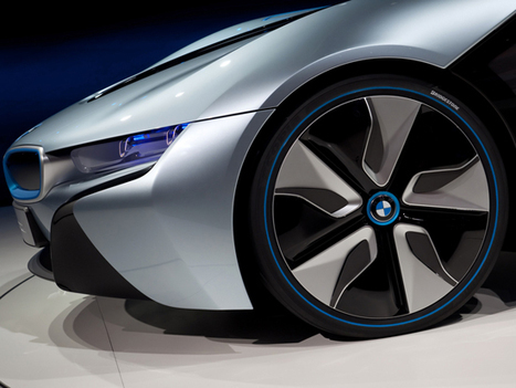 With BMW's i3, the carmaker shifts the EV market with composites | Future of Mobility | Scoop.it