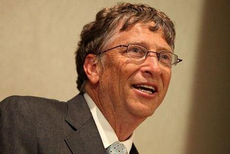 Tỷ phú Bill Gates rửa bát mỗi tối   Hữu Hiệp   Scoop.it