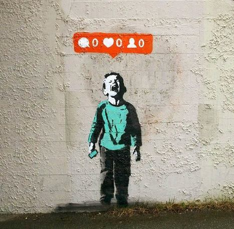 Street Art and Social Networks – The excellent creations from iHeart | Evoluzioni Politiche | Scoop.it