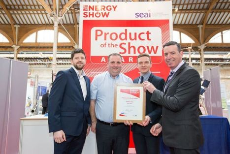Vent-Axia's Sentinel Kinetic Advance Commended at The Energy Show 2016 | Architecture, Design & Innovation | Scoop.it