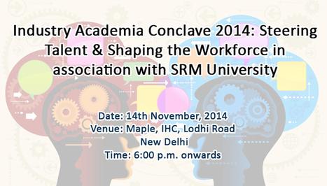 SRM HR Meet 2014   best engineering colleges in india   Scoop.it