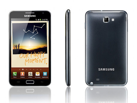 Galaxy Note ICS 4.0.4 Update New Features - Download ICS 4.0.4 For Galaxy Note | Geeky Android - News, Tutorials, Guides, Reviews On Android | Android Discussions | Scoop.it