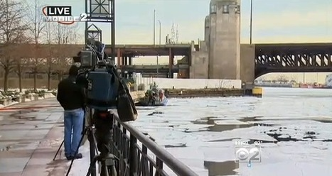 Man dies after jumping into icy river to retrieve cell phone - CNET (blog) | Mobile Stuff | Scoop.it