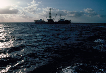 Oil Rigs Left Idling Turn Caribbean Into Expensive Parking Lot | EconMatters | Scoop.it