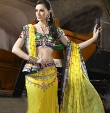 Introduction of Lehenga Cholis | Indian Sarees & Lehenga Cholis | Scoop.it